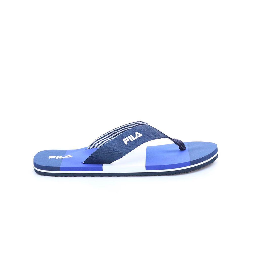 nueva productos gran selección de 2019 diseño moderno Sandalia Fila Rest - Hombre - Azul
