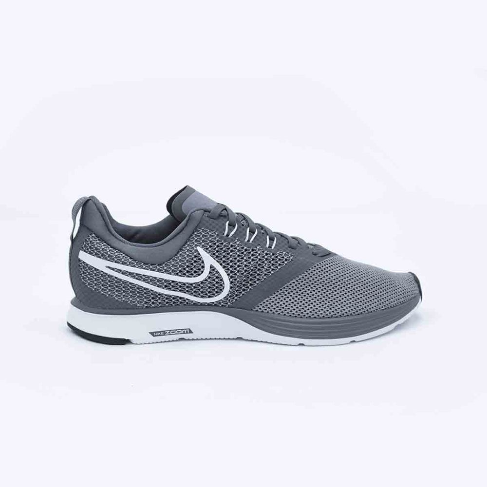 Tenis Nike Zoom Strike - Hombre - Gris - Tiendas Branchos 66865c68451