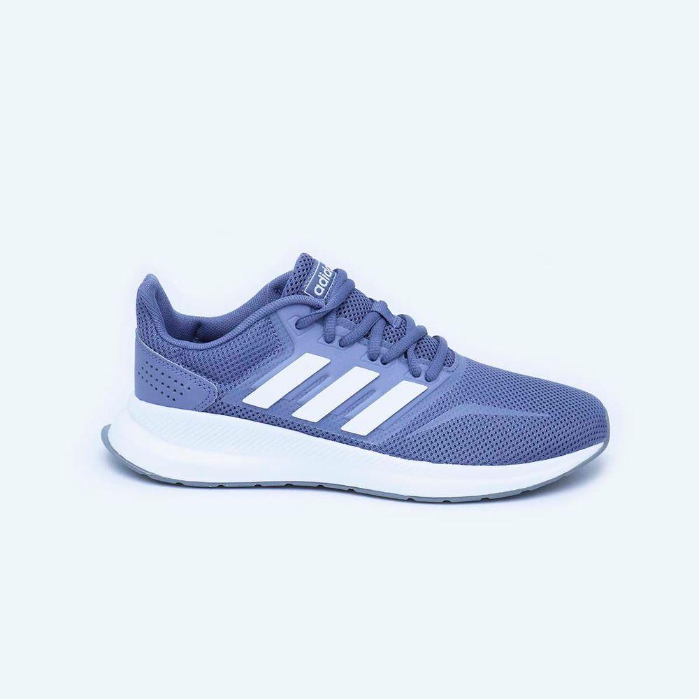 31df607254f Tenis Runfalcon - Mujer - Azul - Tiendas Branchos