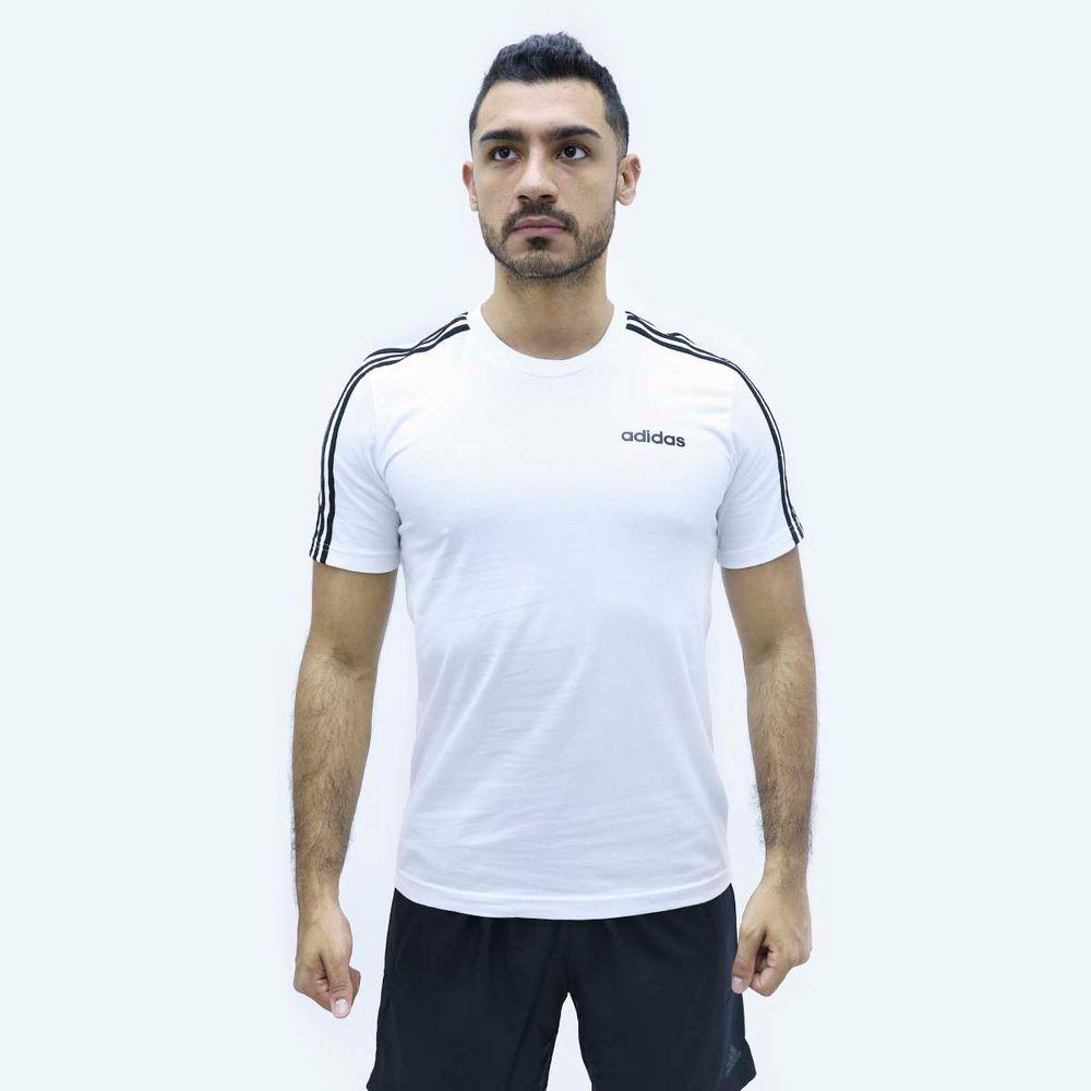 26b9280bc85f7 Camiseta E 3s Tee - Hombre - Blanco - Tiendas Branchos