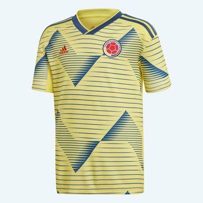 5ea6d06e4 Camiseta Colombia Jsy - Niños - Amarillo-S ...