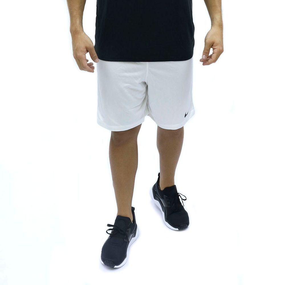 gran venta f1ea0 cfe05 Pantalon Corto M Nk Dry Sqd Short K B - Hombre - Blanco