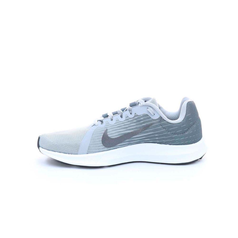 Gri Mujer Dm Tenis Gris Nike Tiendas Branchos Downshifter