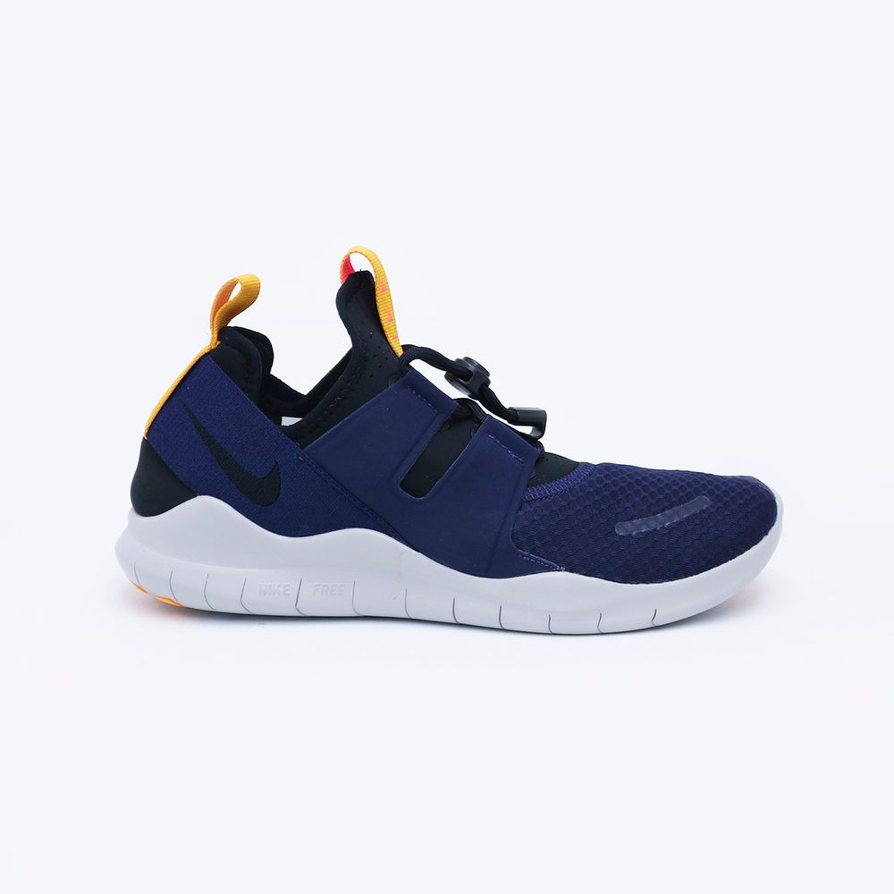 Nike Free RN 5.0 Hombre Zapatillas Running Blanco 43