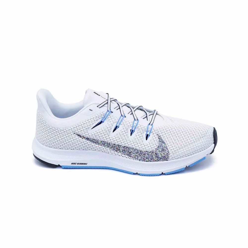 Tenis Nike Quest 2 - Hombre - Blanco