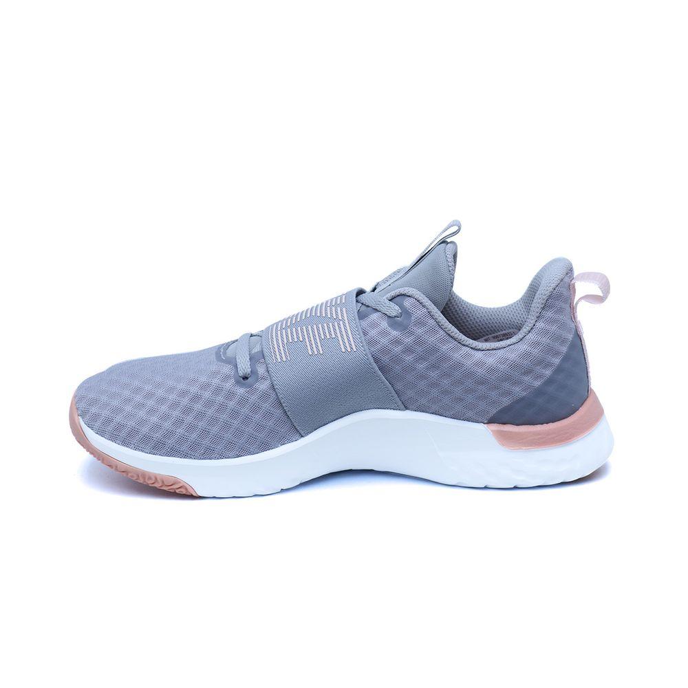 2zapatos nike de mujer gris