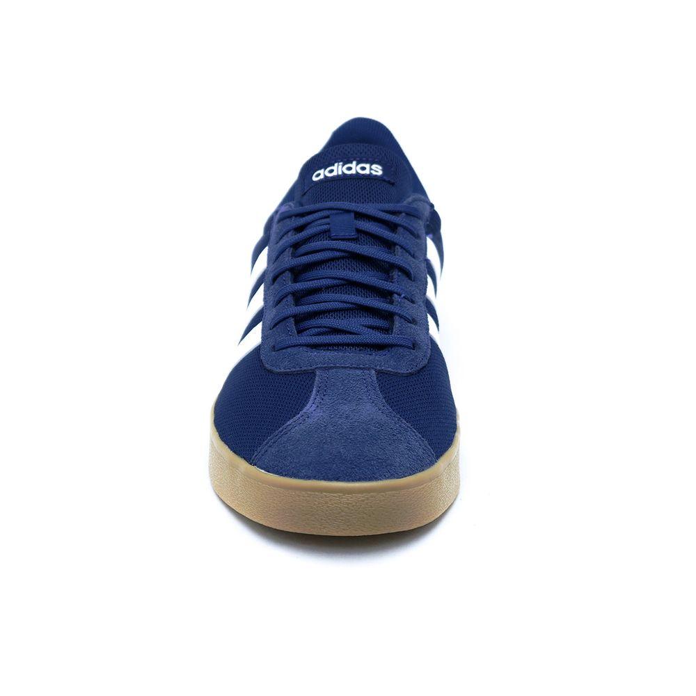 La nuestra a la deriva Pies suaves  Tenis Vl Court 2.0 - Hombre - Azul - Tiendas Branchos