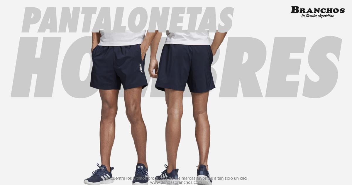 volatilidad propiedad Proporcional  Pantalonetas Deportivas Cortas y Largas para Hombre Nike, Adidas