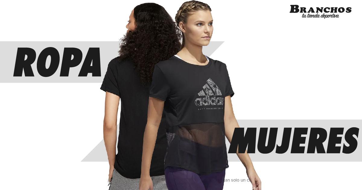 sabio Asistencia Legibilidad  Ropa Deportiva para Mujer: Licras, Blusas, Camisetas: Adidas, Nike