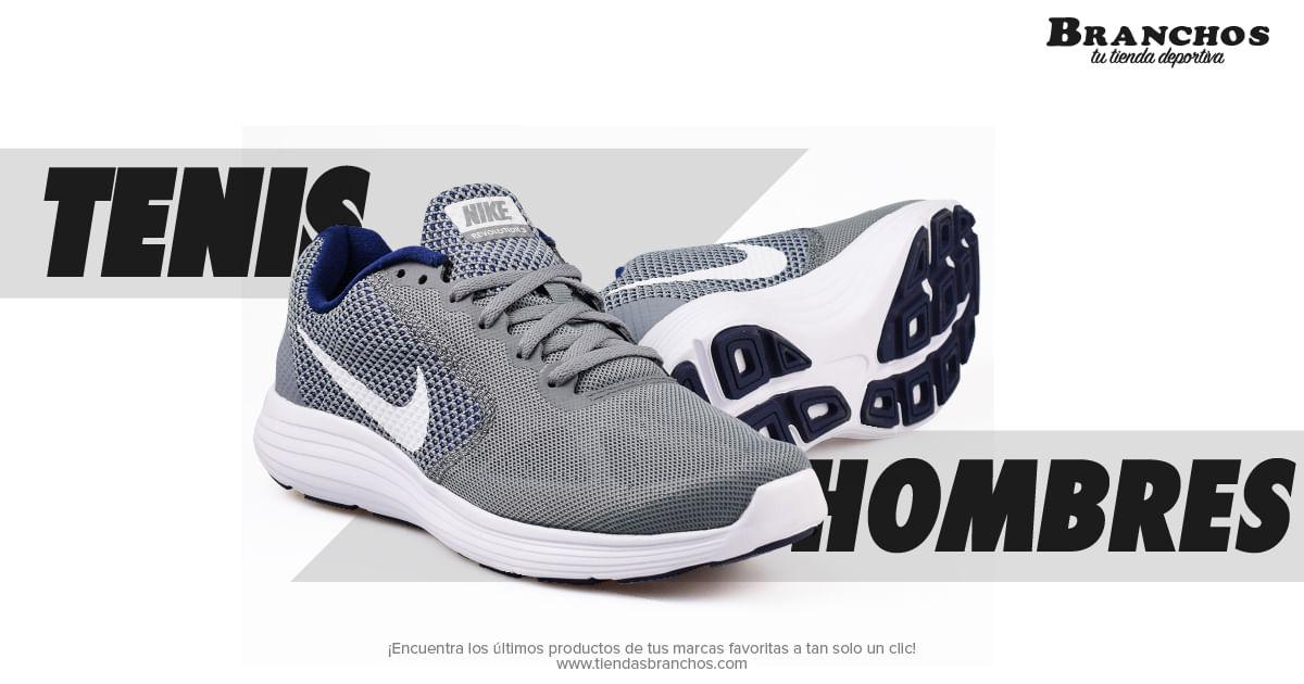 zapatos nike tenis hombre